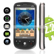 Midnight - Quadband Android Dual SIM Smartphone with 3.5 Inch