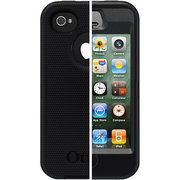 OTTERBOX DEFENDER FOR IPHONE 4S - BLACK