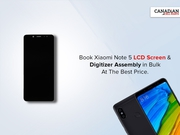 Get Genuine Xiaomi Note 5 LCD Screen & Digitizer Assembly